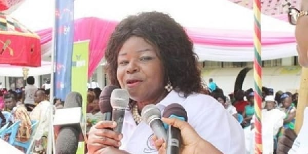 Dr. Beatrice Wiafe Addai is the President of BCI, and CEO of Peace and Love Hospitals