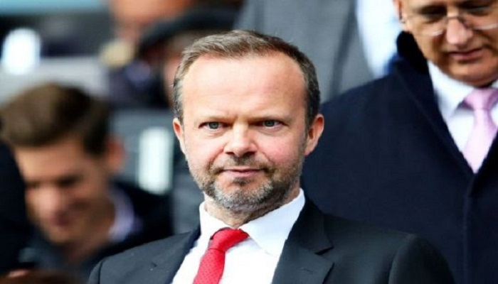 Manchester United executive vice chairman, Ed Woodward