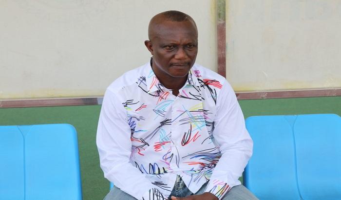 Former Black Stars head coach Kwesi Appiah