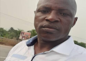 NPP Ellembelle constituency chairman, Samuel Akainyah