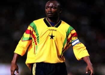 Even referees rushed to take photos with Abedi Pele – Joe Addo