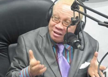 Moses Foh Amoaning is a senior lecturer at the Ghana School of Law