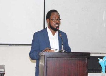 Political communication strategist, Dr Kobby Mensah