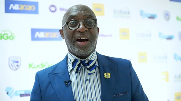 Chief Executive Officer of the Ghana Investment Promotion Centre, Yofi Grant