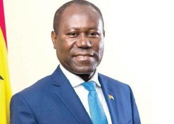 CEO of COCOBOD, Joseph Boahen Aidoo