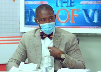 Dr Bernard Okoe-Boye, Former Deputy Minister of Health