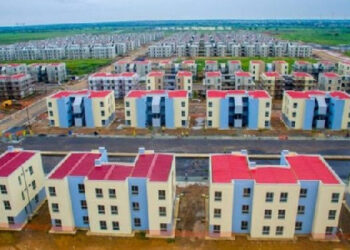 File Photo: Saglemi housing project