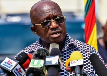 Simon Osei-Mensah, Ashanti Regional Minister