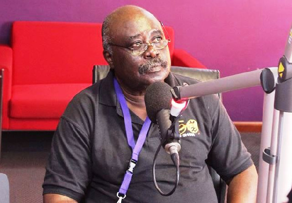 Former Chief Executive Officer (CEO) of the Volta River Authority Dr Charles Wereko Brobby
