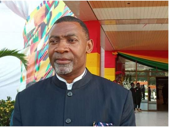 Dr. Lawrence Tetteh, President and Founder, Worldwide Miracle Outreach