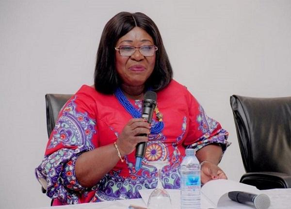 Frema Osei Opare, Chief of Staff
