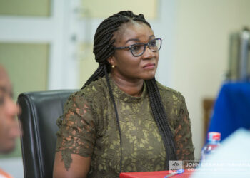 Special Aide to former President John Dramani Mahama, Joyce Bawah Mogtari