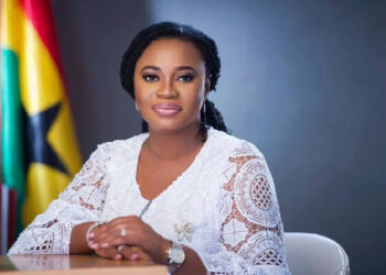 Former Electoral Commission Chairperson, Mrs Charlotte Osei