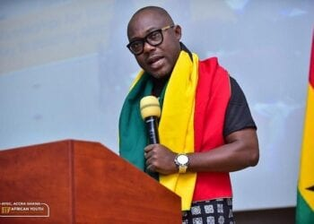 Political Science lecturer at the University of Ghana, Ransford Gyampo