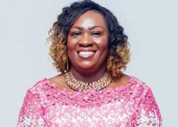 Member of Parliament for Awutu Senya East Constituency, Hawa Koomson