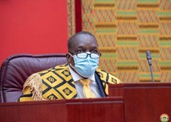 Alban Kingsford Sumana Bagbin, Speaker of Parliament