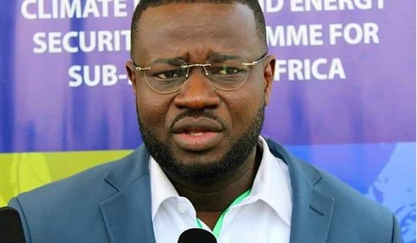 Member of Parliament for Nsawam-Adoagyiri, Frank Annoh-Dompreh