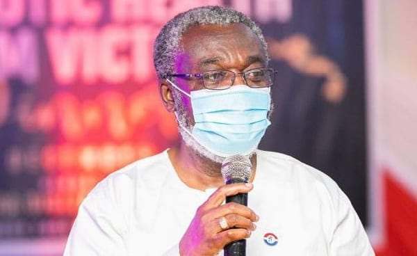 Dr Nsiah-Asare is presidential advisor on health