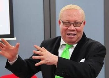 Lawyer Moses Foh-Amoaning