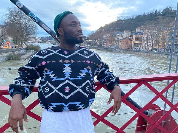 Journalist Ignatius Annor has opened up about his gay status