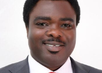 MP for Suhum Constituency, Kwadjo Asante