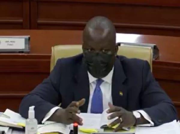 Samuel Abu Jinapor, Lands and Natural Resource Minister-designate