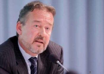 German Ambassador to Ghana, Christoph Retzlaff