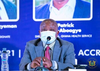 Kwaku Agyeman-Manu, Health Minister