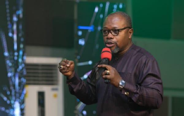 Presiding Bishop of The Pleasant Place Church, Gideon Titi-Ofei