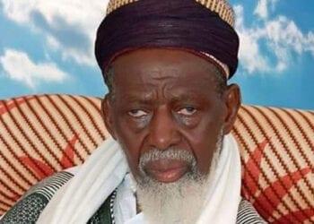 Sheikh Osman Nuhu Sharubutu, National Chief Imam