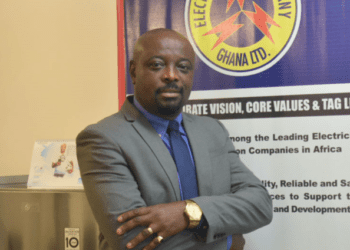 MD for ECG Kwame Agyeman-Budu