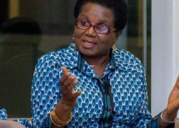 Elizabeth Ohene is staunch member of the New Patriotic Party