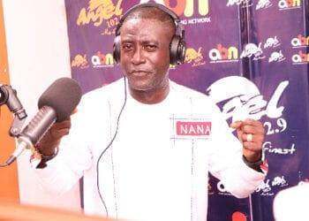 Host of Angel 102.9FM's Morning Show, Captain Smart