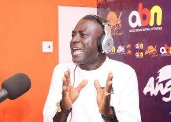 Host of Angel FM's morning show, Captain Smart