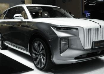 China's SUV Hongqi