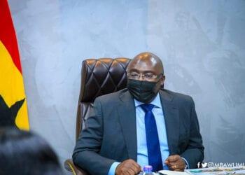 Vice President Alhaji Dr. Mahamudu Bawumia