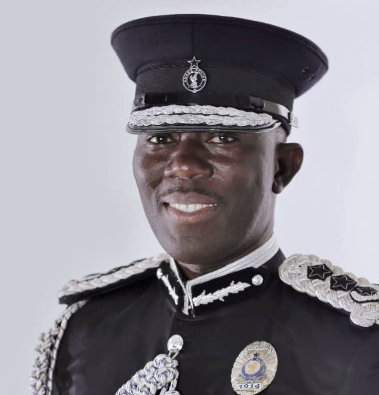 George Akuffo Dampare, Inspector General of Police