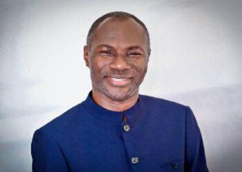 Prophet Emmanuel Badu Kobi, the General Overseer of the Glorious Wave International Church