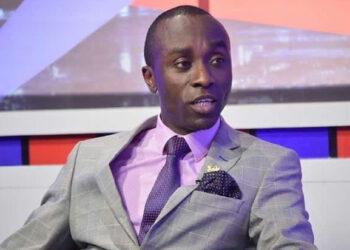 Head of Corporate Communications at Ghana Gas, Ernest Owusu-Bempah Bonsu