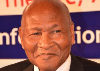 Council of State member Samuel Okudzeto