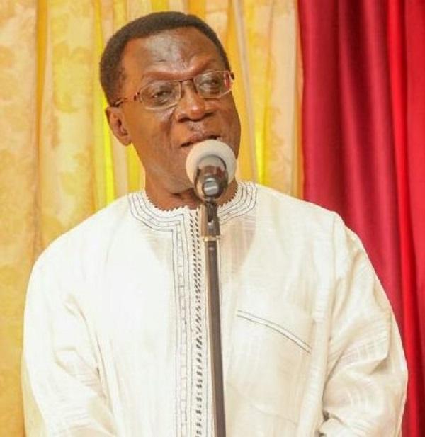 Professor Christopher Ameyaw-Akumfi