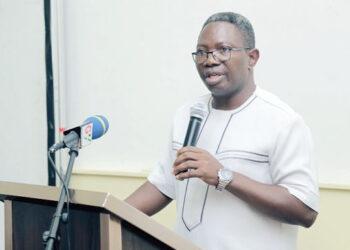 Steve Kyeremeh Atuahene, Director-General for the Ghana AIDS Commission